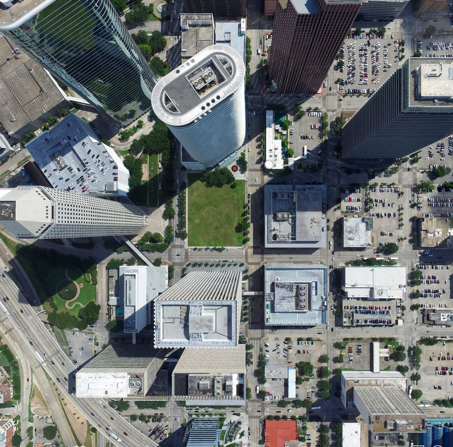Aerial 360 Houston