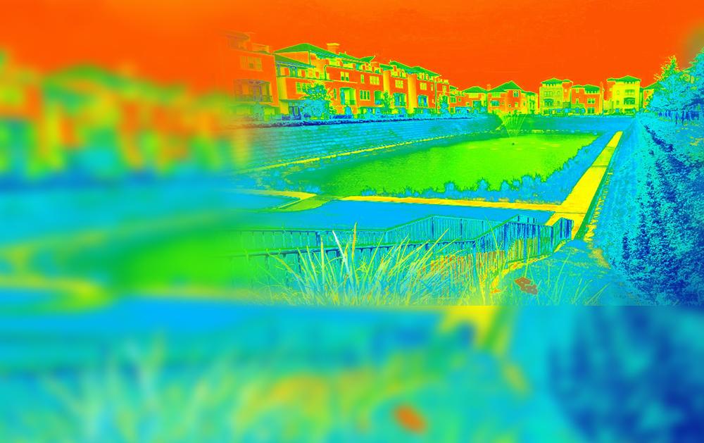 Digital Elevation Model-Houston-Reality IMT