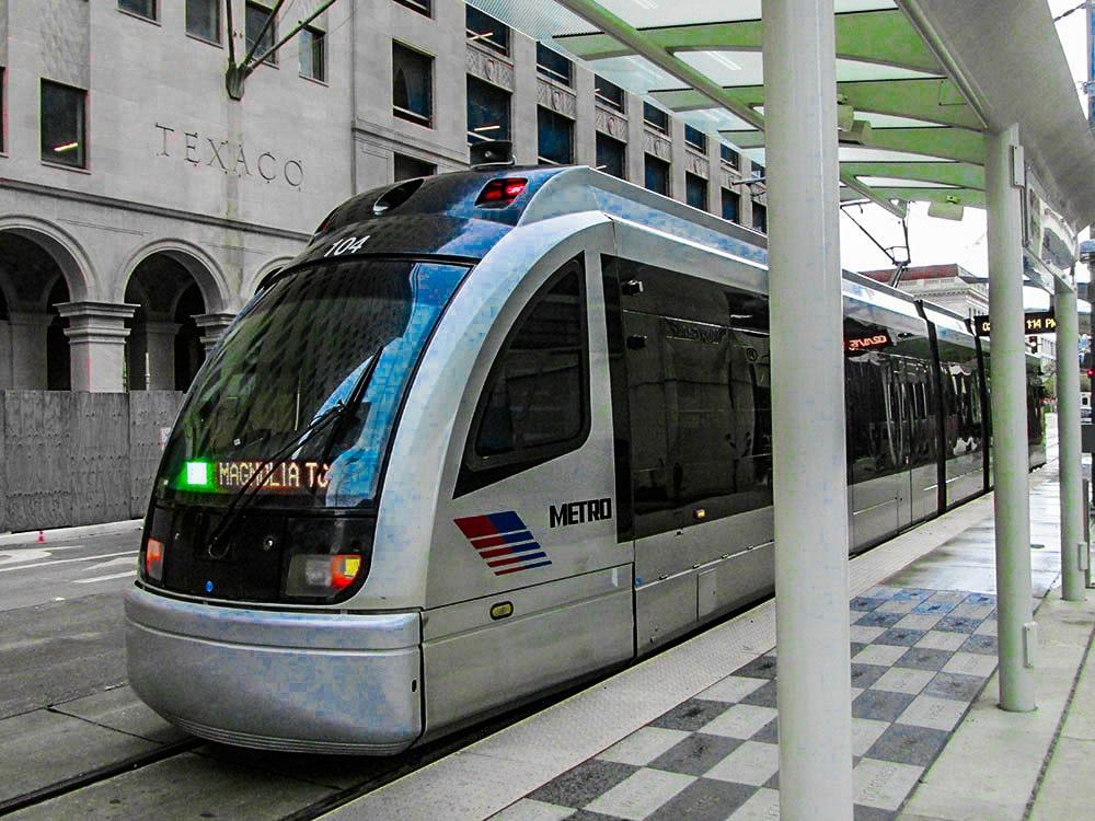 Rail & Transit LiDAR and surface imaging