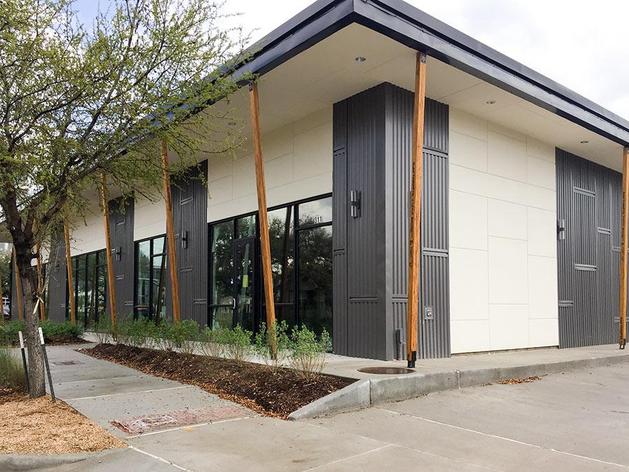 Restaurant As-built services