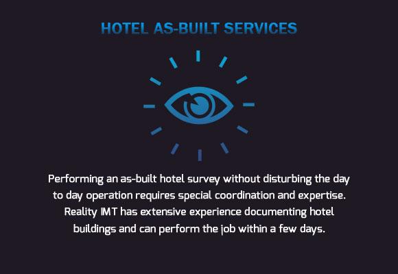 Hotel Renovation As-Built Surveys