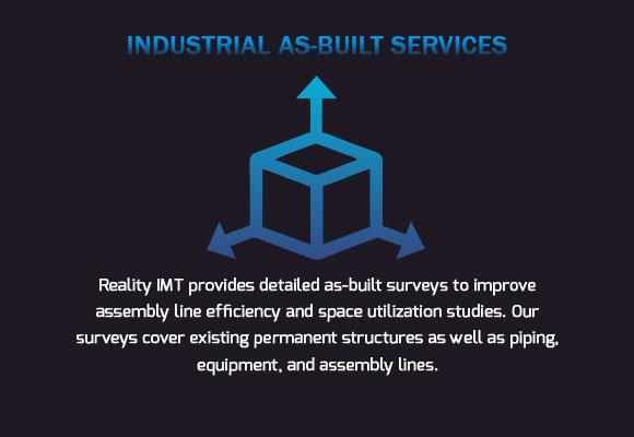 As-Built Surveys for Industrial Facilities