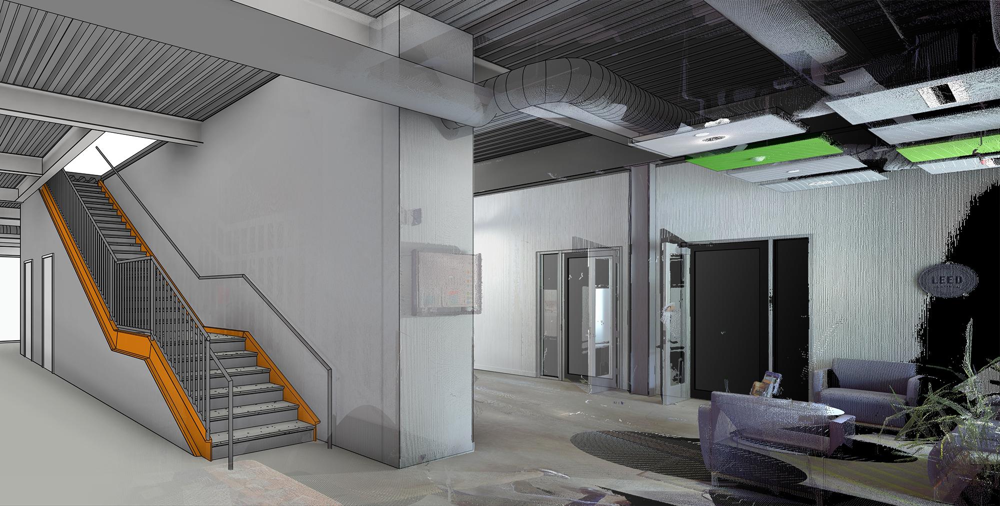 office as-built surveys, building measurement services houston