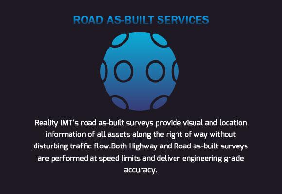 Road As-Built Surveys