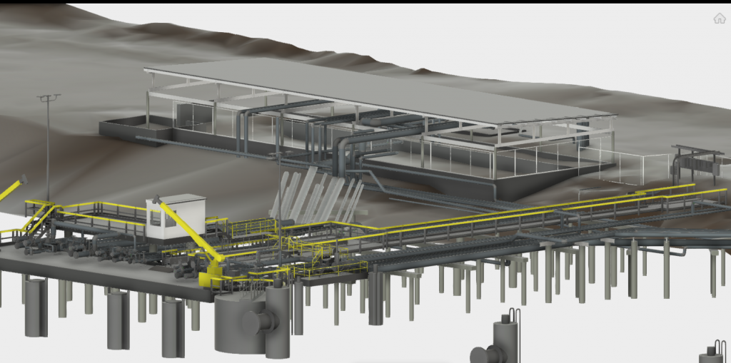 Industrial Survey 3D CAD, Laser Scanning to 3D