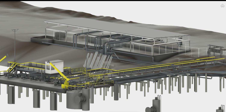 Industrial Survey 3D CAD, Laser Scanning to 3D