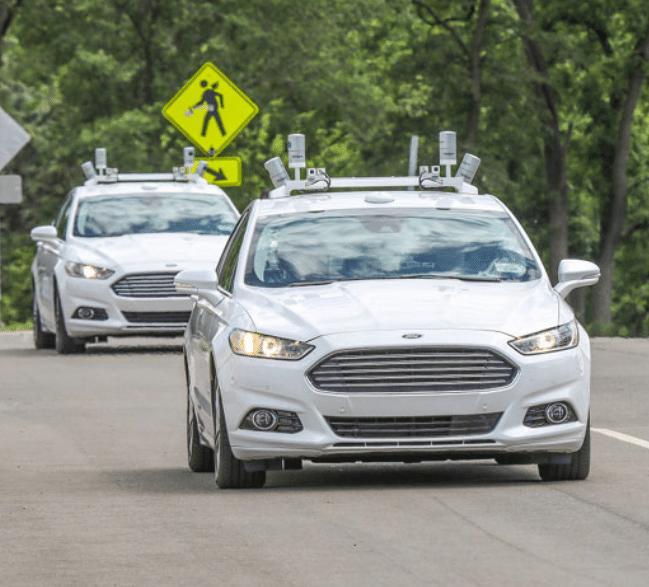 Ford Lidar dataset