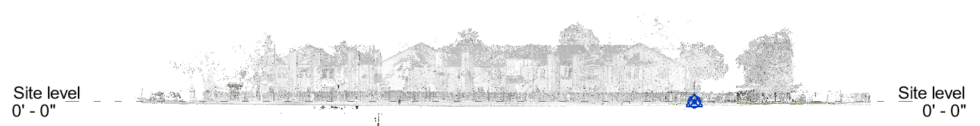 How to Position Pointcloud in revit