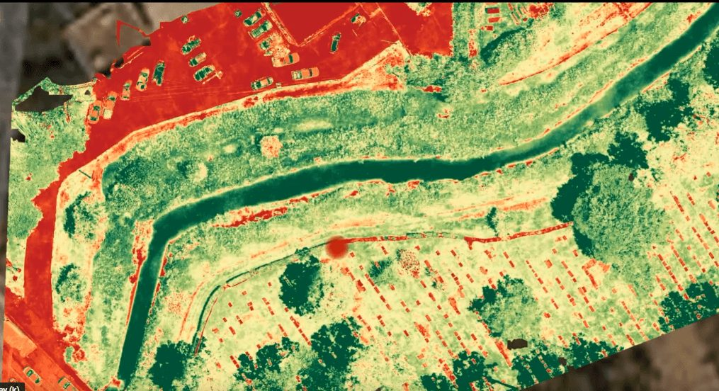 Storm water geospatial data collection services