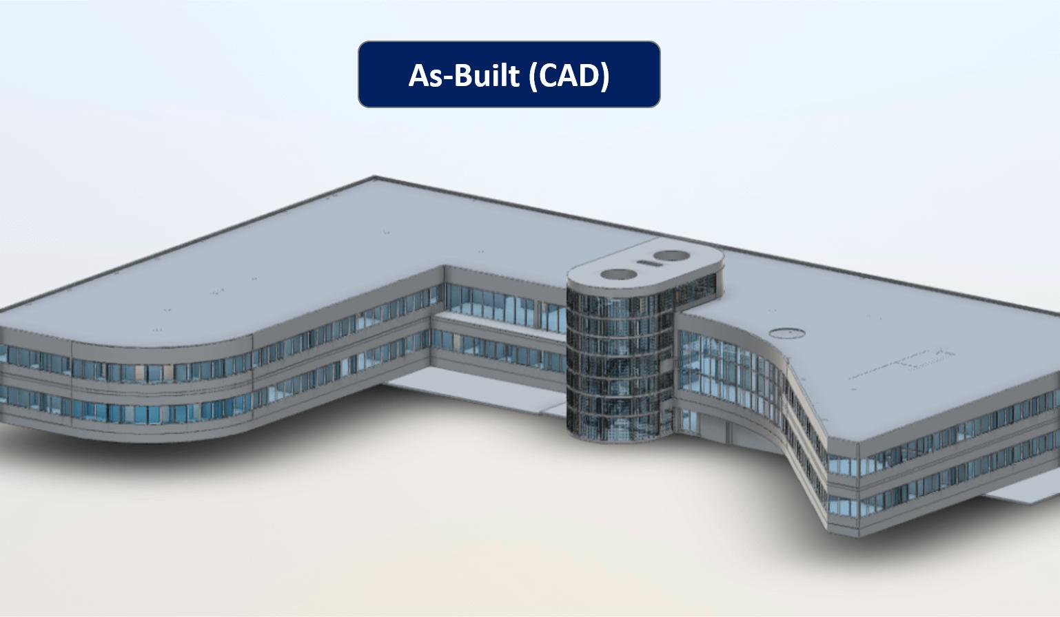 CAD Measurements-Office Buildings