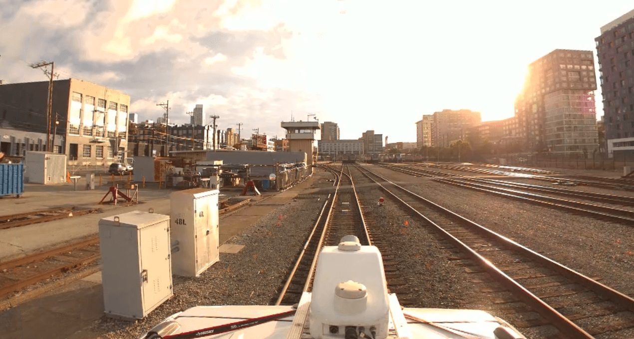 Railroad Surface IMaging-3D Mapping LiDAR And Video
