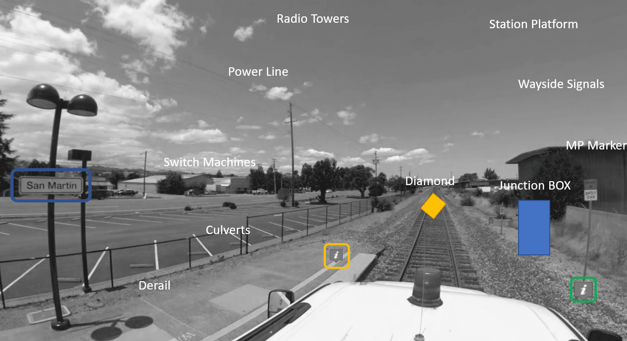 Railroad Mapping FAQ-LiDAR and Surface Imaging